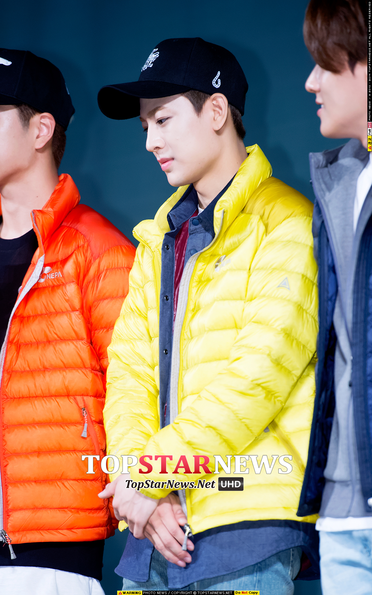 3.iKON 允亨 從側面仔細看的話,這五官…不需解釋♥(´∀` )人