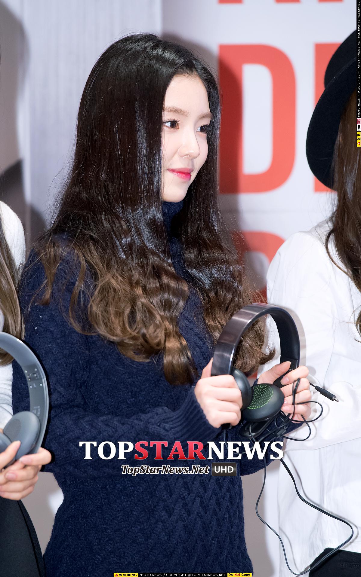 2.Irene 最近Irene的美貌一直不斷受到關注,這張真的好美膩♥