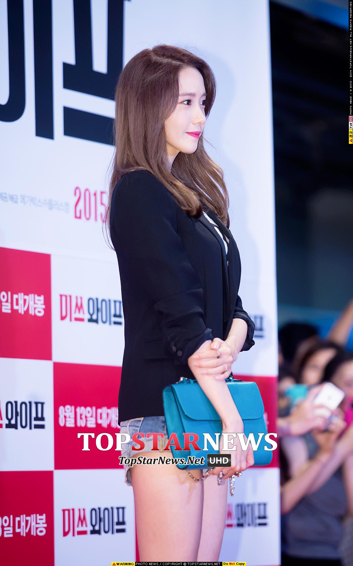 除了這五位女偶像以外,潤娥側臉也超美~~-而且潤娥的討論度極高!!