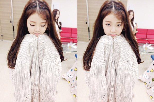 OH MY GIRL 的主唱「SeungHee(승희)」。