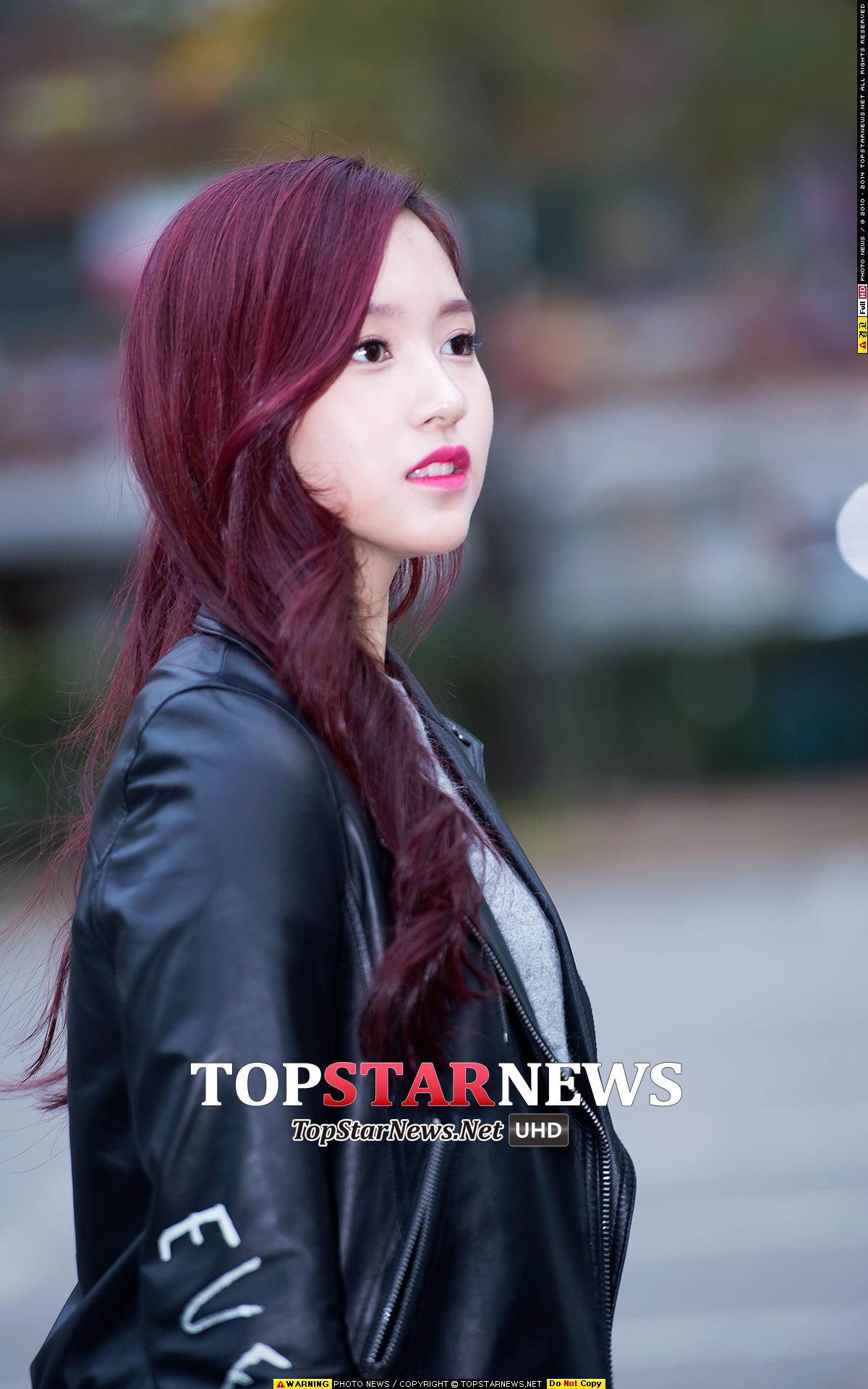 TWICE除了彩瑛以外,網友們說Mina的側臉也很有特色美