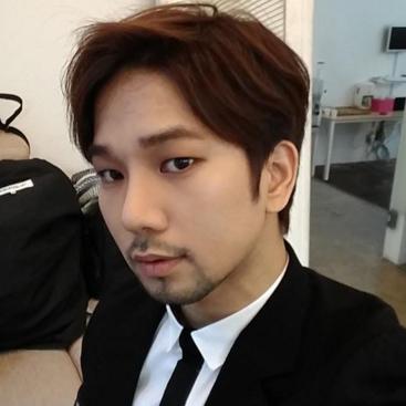 # MBLAQ G.O : 英文中「GO!」 勇往之前吧!的意思 (是說…這張側臉怎麼會有一秒李晉良的錯覺)