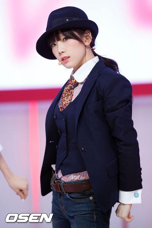 某一天有位韓國歌迷在類似論壇的地方,突然發起說:「我們就叫太妍 탱구 (Taenggu)吧!」