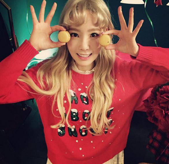 據悉少女時代小分隊太蒂徐將於12月4日零點推出包括主打歌《Dear Stanta》在內的6首聖誕歌曲音源...期待期待~