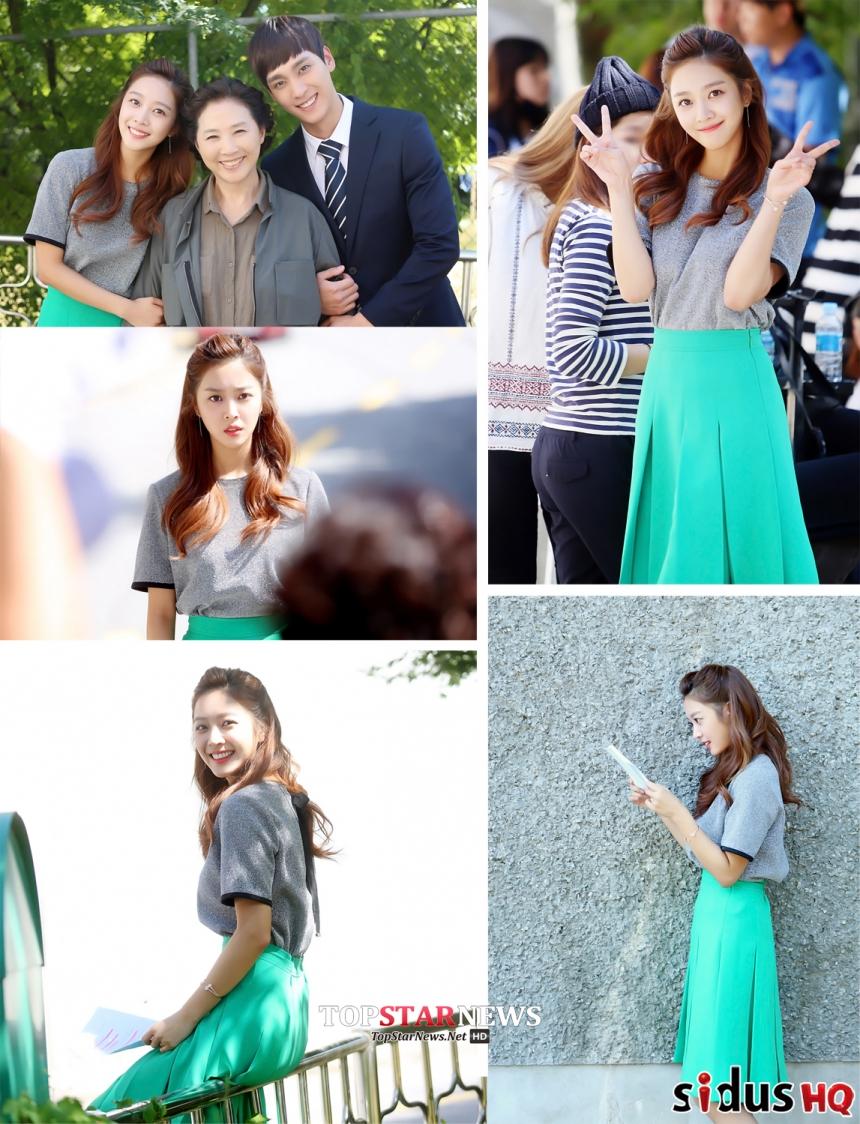KBS 新人候選者4. 趙寶兒 入選作品《拜託了,媽媽》 還有像現在正在拍攝《拜託了,媽媽》的24歲新進演員趙寶兒,因為角色耿直,哭戲又美,還是個愛撒嬌的小女朋友等傑出的演技而被看好唷~