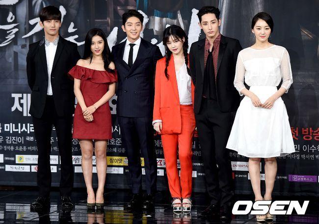 大家猜對了嗎?就是韓劇《夜行書生》!