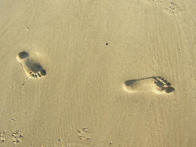 走路時要想著是否用全部的腳底走路。 八字腿、內八等錯誤的走路法能產出很多不必要的小腿肌肉