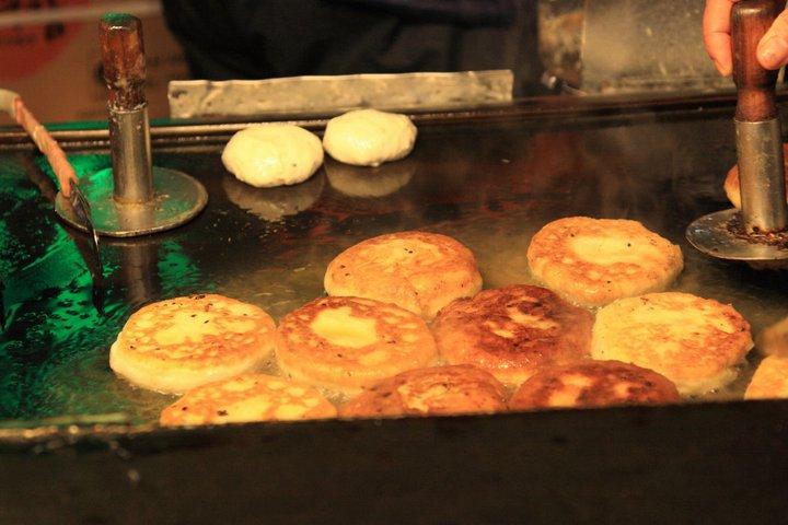 只有釜山才有~因此來釜山玩的人都一定會吃