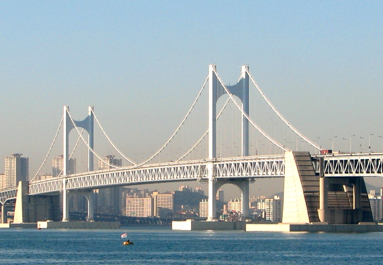歡迎大家來美麗的城市釜山玩哦~!!