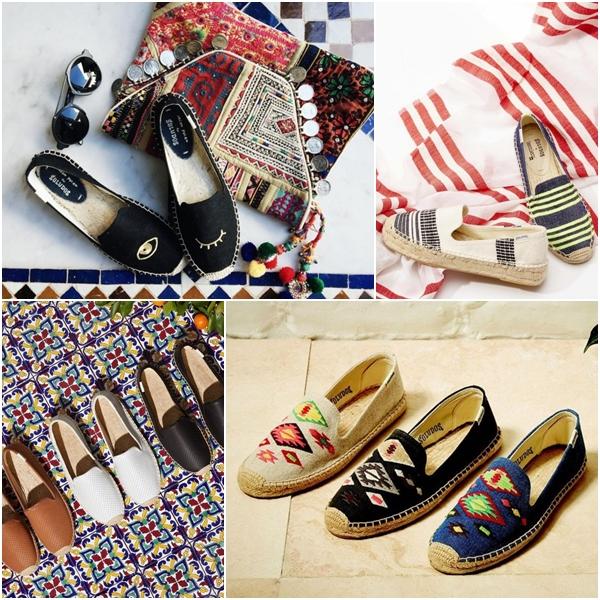 #7 Soludos 最後想要介紹的好穿便鞋,是草編鞋!雖然草編鞋品牌有很多,露可你看最喜歡的應該還是Soludos!