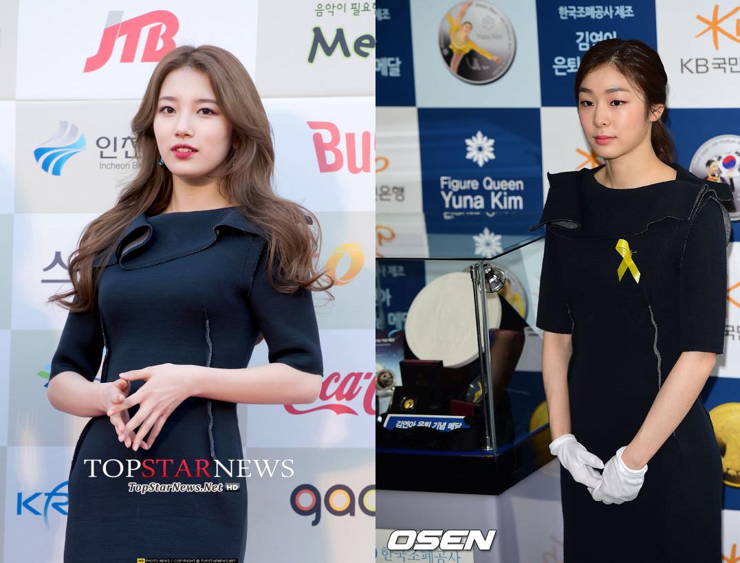 #missA 秀智 & 金妍兒 一個優雅、一個端莊,在不同的場合下穿出不同的感覺