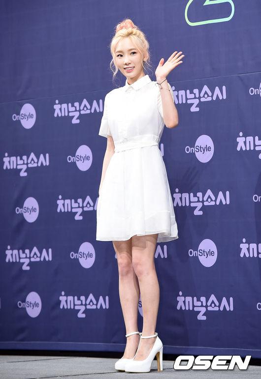 7. 少女時代 太妍  太妍的歌唱實力有多好,應該不需要小編再次介紹了吧!看到太妍出現在名單中,當下只有一直點頭這個反應而已啊XD (大叔飯模式開啟)