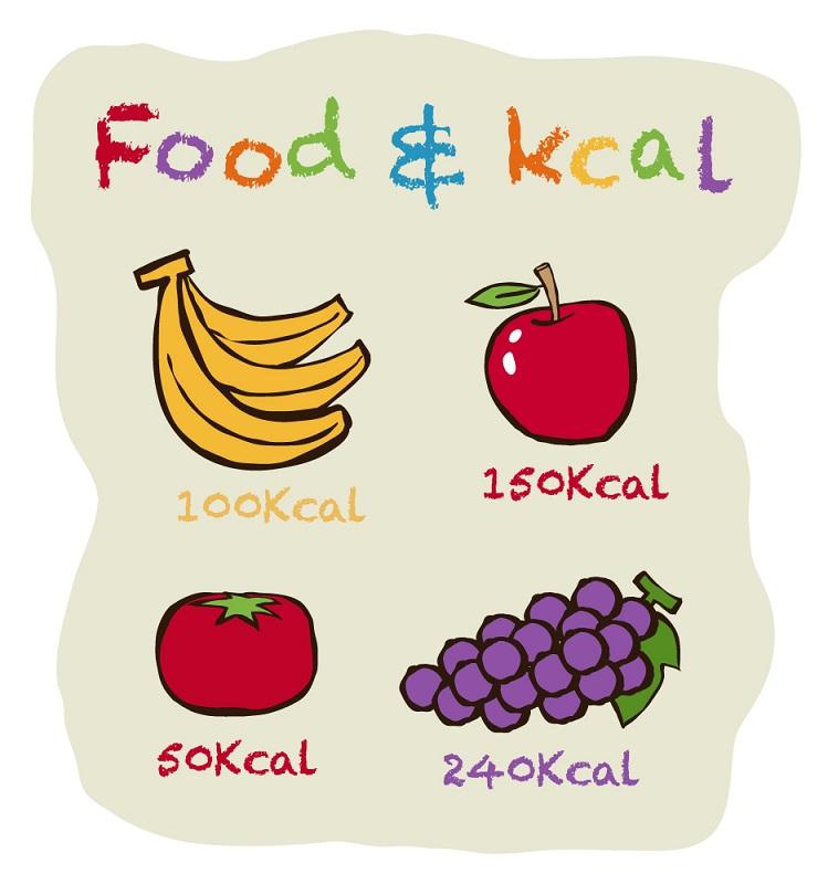 Q6. 僅攝入低卡路里的食物的話,可以隨性所欲的吃吃吃嗎?