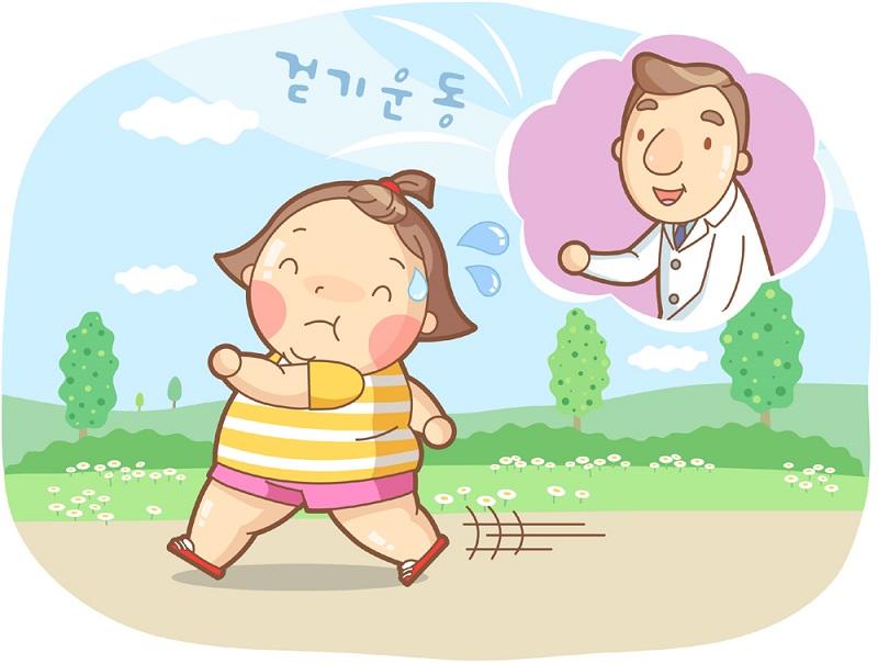 Q9. 減少體脂肪,不要跑步,走路的效果更好?