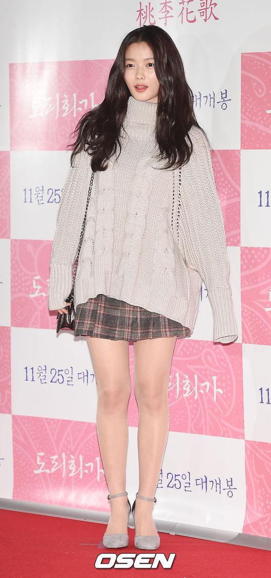 《同伊》、《擁抱太陽的月亮》和《Angry mom》 都是台灣觀眾非常熟悉的作品 去年還曾參與電影《優雅的謊言》演出 向來展現甜美一面的她 首次挑戰惡女演技也是有模有樣 成為五年後最受觀眾期待的top 1不是沒有原因