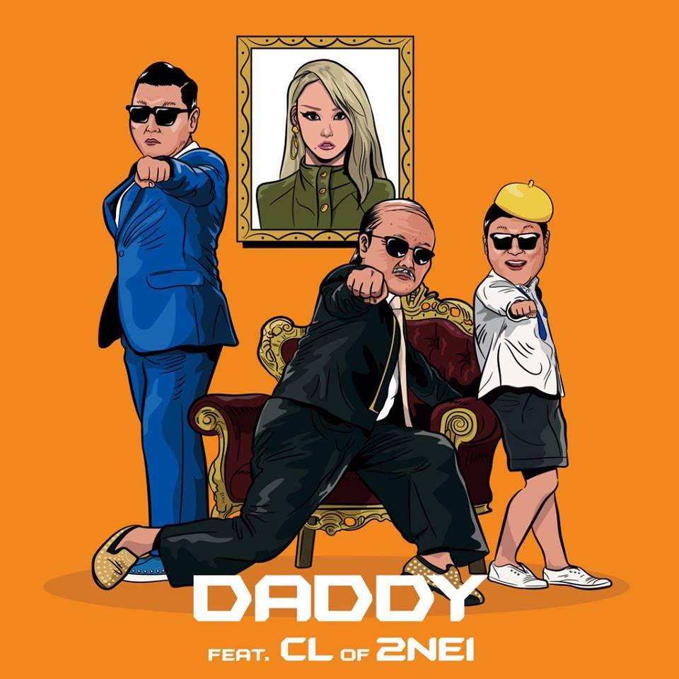 昨天晚上 12 點整公開新歌「喇叭褲」和「Daddy」的 MV