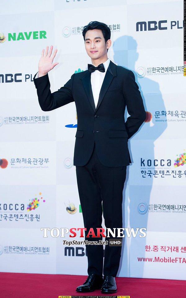 在演員界講到小臉男星的話,金秀賢肯定是代表之一!