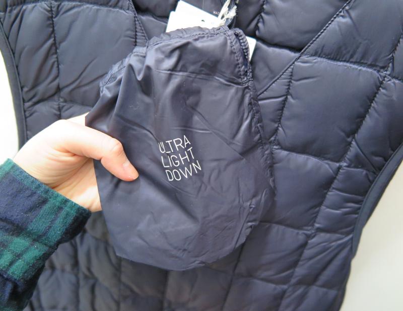 延續了非常受到歡迎的設計 這次依舊主打方常方便收納 附上輕巧收納袋的設計 放在包包裡不佔空間又輕 算是非常符合台灣忽冷忽熱的天氣的設計