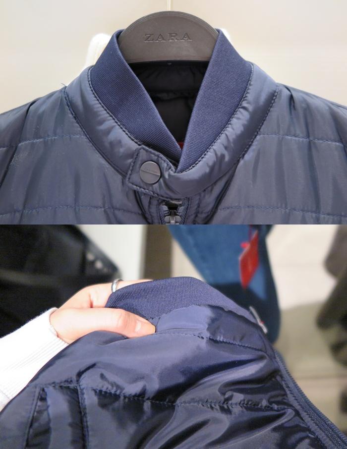 在Zara能找到這樣的價位 以及兼具貼心的鈕扣細節的背心…怎麼想都覺得相當的划算啊!