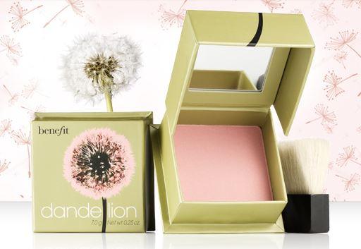 ◆Benefit◆ #Dandelion 帶一點點金色亮粉的淡珊瑚粉色