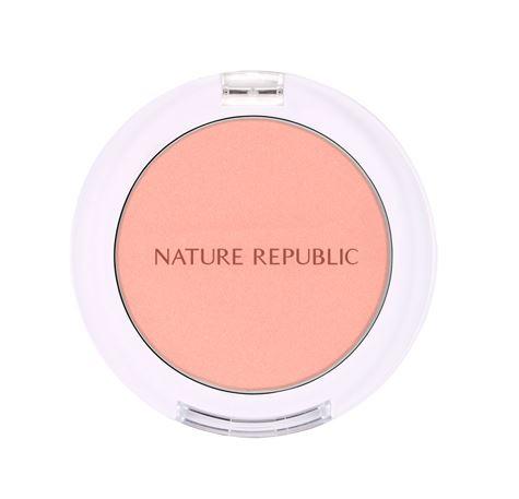 ◆Nature Republic◆ #1 Pink Blossom 韓國網友說這款是Benefit Dandelion的平價版 顏色非常非常相近