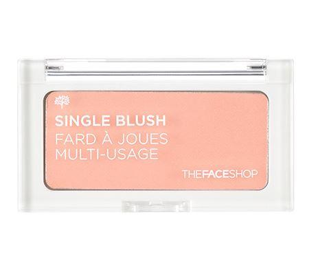 ◆The Face Shop◆ #OR01 Soft Peach 連包裝都很像的植村秀平價版 跟M PEACH 44一樣都是暖橘色