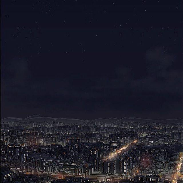TOP 2. 看夜景的地方 (我聽說台灣的夜景也很漂亮,是嗎?)