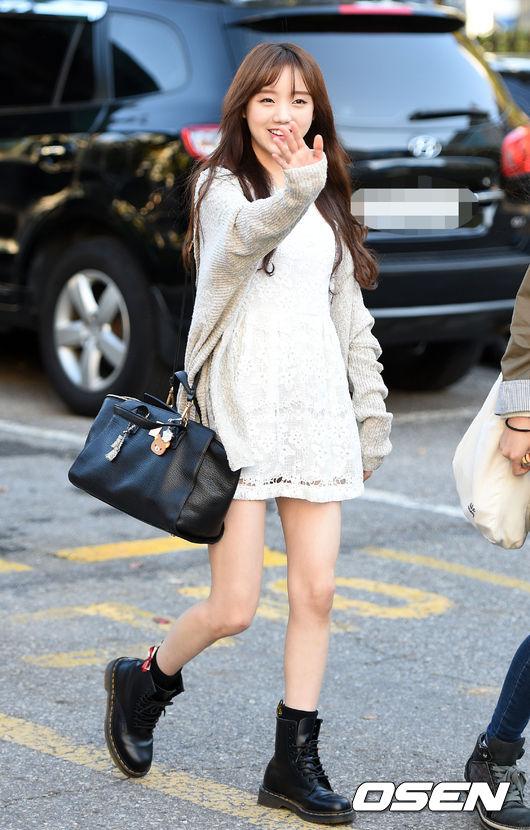 另外還有幾位韓國女偶像也是日本宅男們喜歡的臉蛋~像是Lovelyz Kei -宅男喜歡的臉型 -很可愛