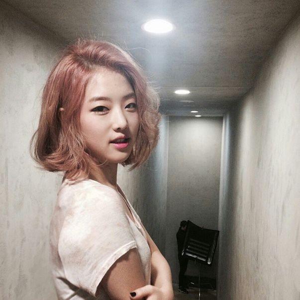 從Mnet選秀節目《Unpretty Rapstar》出身的Rapper