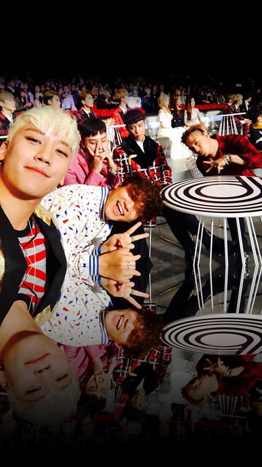 這次BIGBANG奪下了4獎,其中獲得3大獎中的兩項,可說是本屆最大贏家