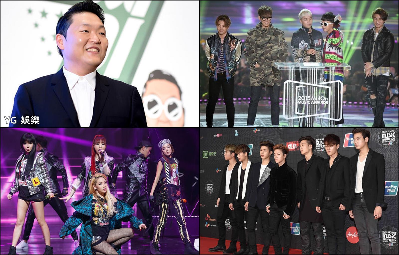 ★YG 娛樂 ★  「就算沒有活動,也可以在 MAMA 上看到表演舞台。」