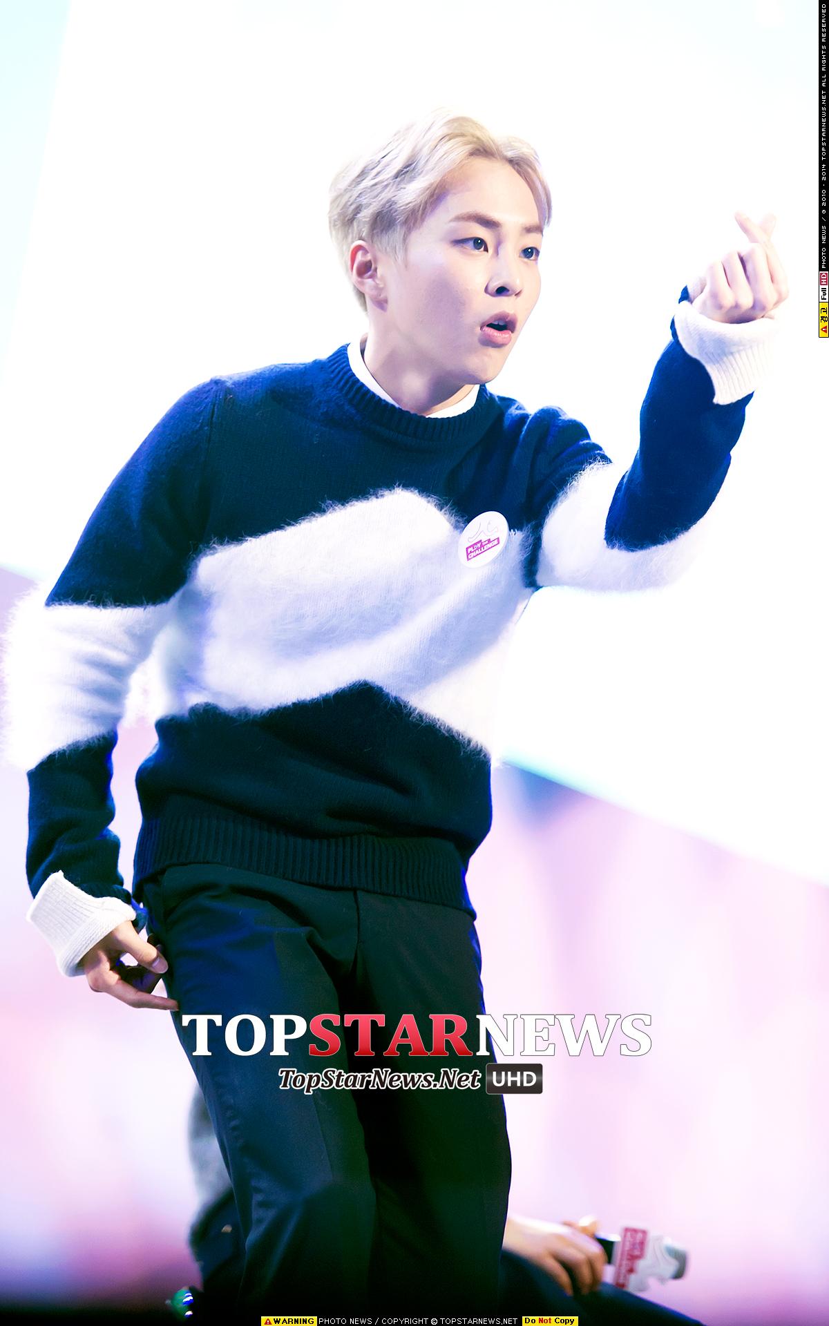 4.EXO XIUMIN XIUMIN這張表情也太可愛了吧!!