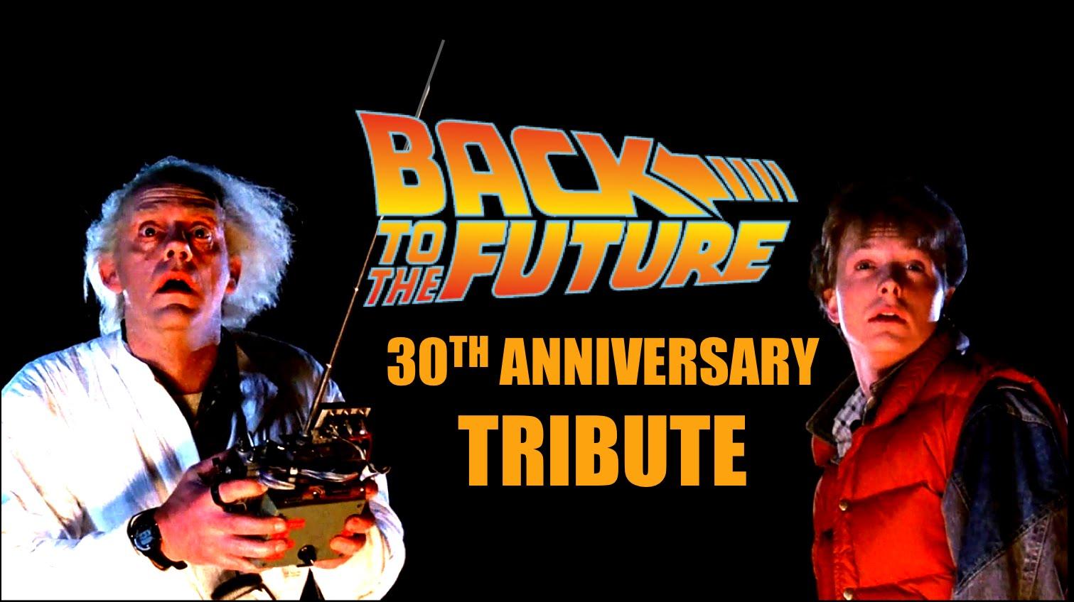 今年是經典科幻電影《回到未來》上映30週年 在回味這部名著的同時,全世界也吹起一股80年代的復古風潮