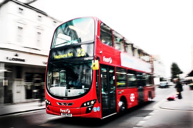 7. 就在我眼前,我錯過了我要搭的公車 (你要搭的公車是每1個小時一班哦?)