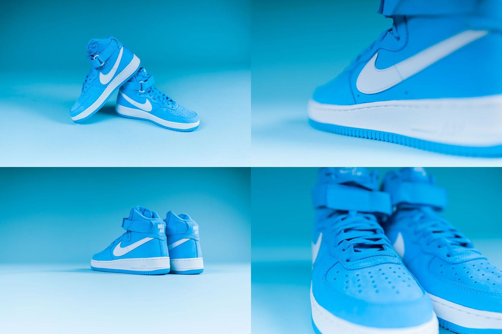完美的藍白配色,傳達出冬天冰冷的時尚感,12月5號才上市,卻已佔據了許多潮人的話題中心,售價美金120元(約3600百元)!