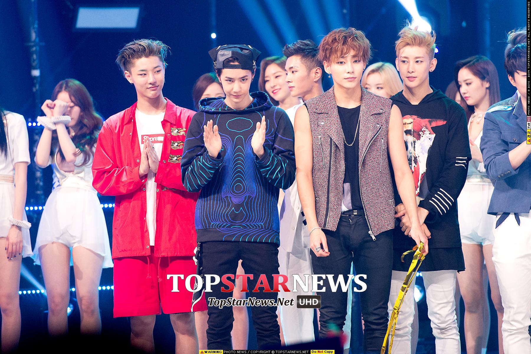 中國公司旗下則是有韓庚、周筆暢、阿杜以及男團UNIQ等歌手