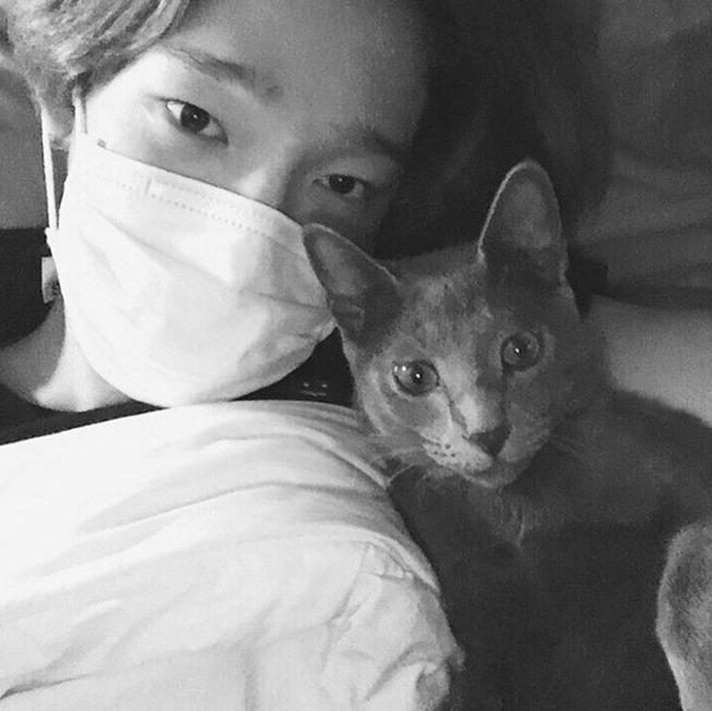 WINNER 南太鉉 南太鉉是可愛的八字眉貓咪臉( ゚∀゚) ノ♡