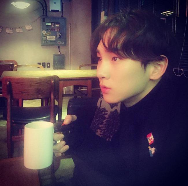 SHINee Key 有狐狸臉的Key也被韓國網友選在這貓咪臉名單裡面了XD
