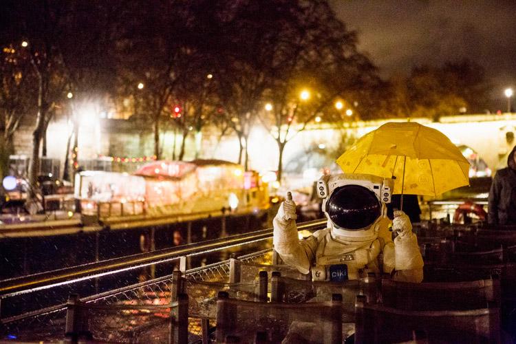 #巴黎 #夜景 #宇宙級的棒
