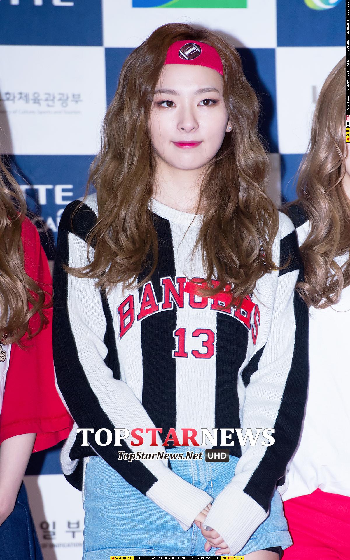 Red Velvet 瑟琪 雖然小編覺得Irene比較有媽媽的感覺(?)