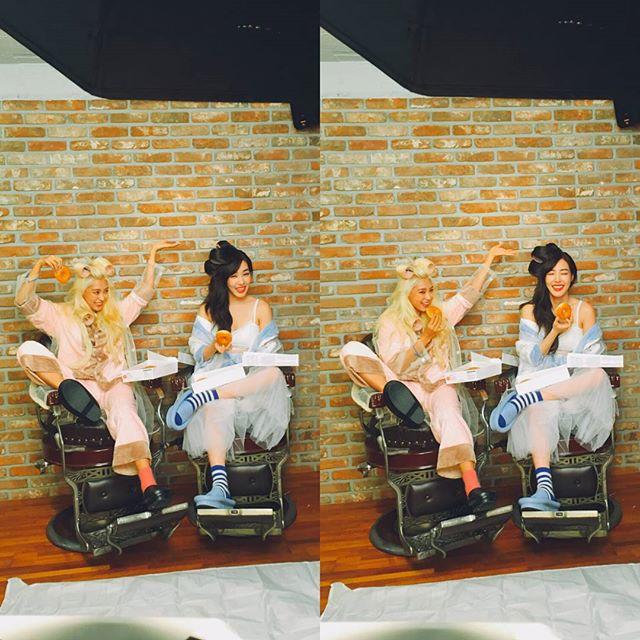 寶拉和Tiffany感情好是眾所周知,會一起出去玩,還一起工作拍雜誌等,常常在雙方的IG上面找到對方的身影