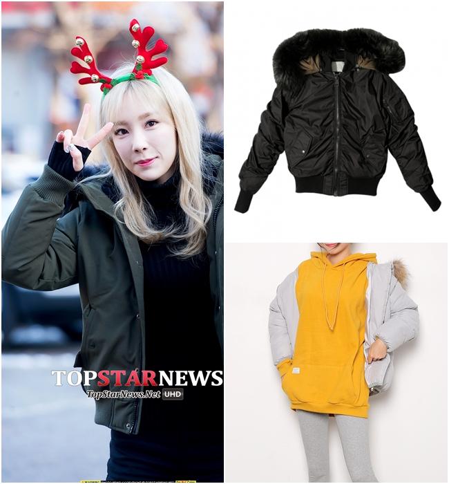 比起最近熱購中的大衣,嬌小的女生更適合短版的連帽外套!身材會顯得比較修長喔!