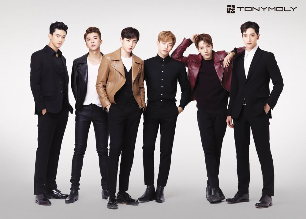 TOP10 - 2PM 粉絲數:124,989人