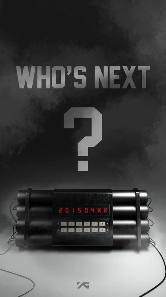 雖然看膩了YG娛樂每次「Who is Next?」的預告哏,但是面對YG娛樂長長的排隊回歸藝人,粉絲還是很吃這一套!