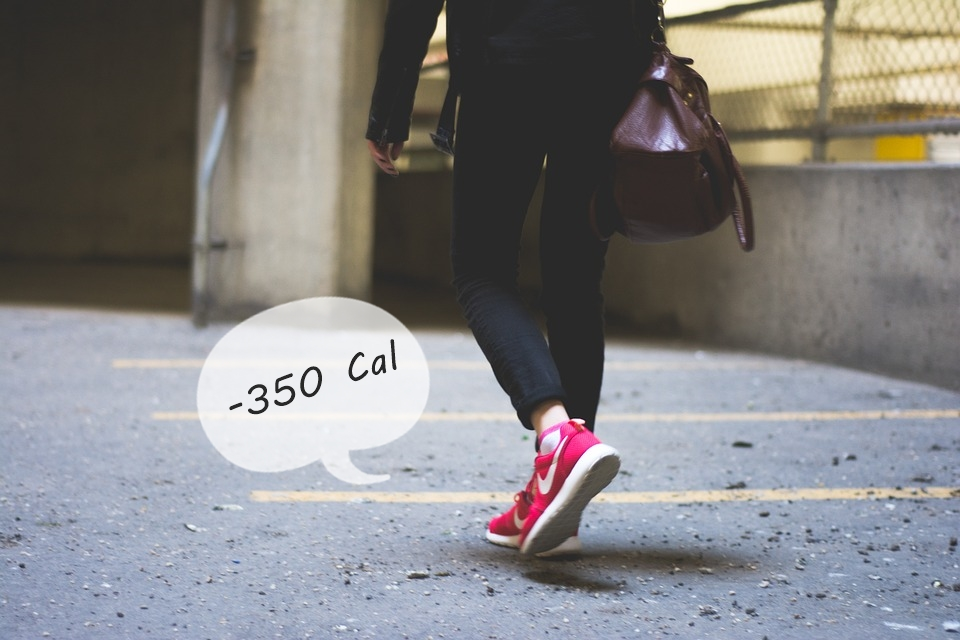 #1 每天多走動 講電話的時候,上班的路上,在捷運上,多站立、多走動,一天可以比其他人多燃燒350卡的熱量呢!原來熱量可以這樣默默消耗~~
