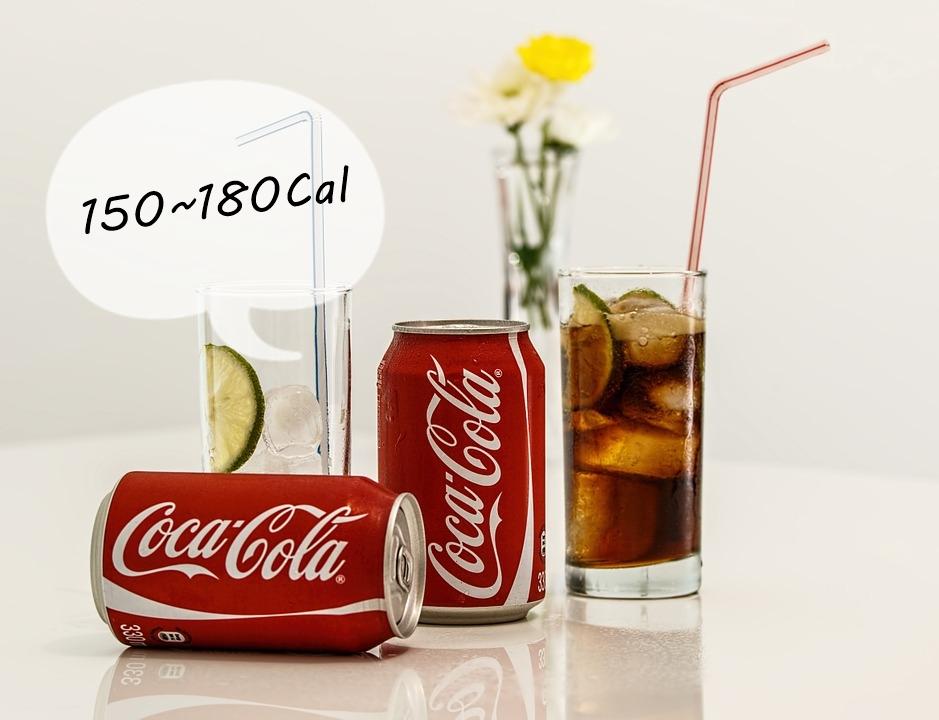 #7 少喝碳酸飲料 一罐碳酸飲料有至少150~180卡的熱量,如果改掉這習慣,口渴時以水代替,一天可能減少攝取約540卡!