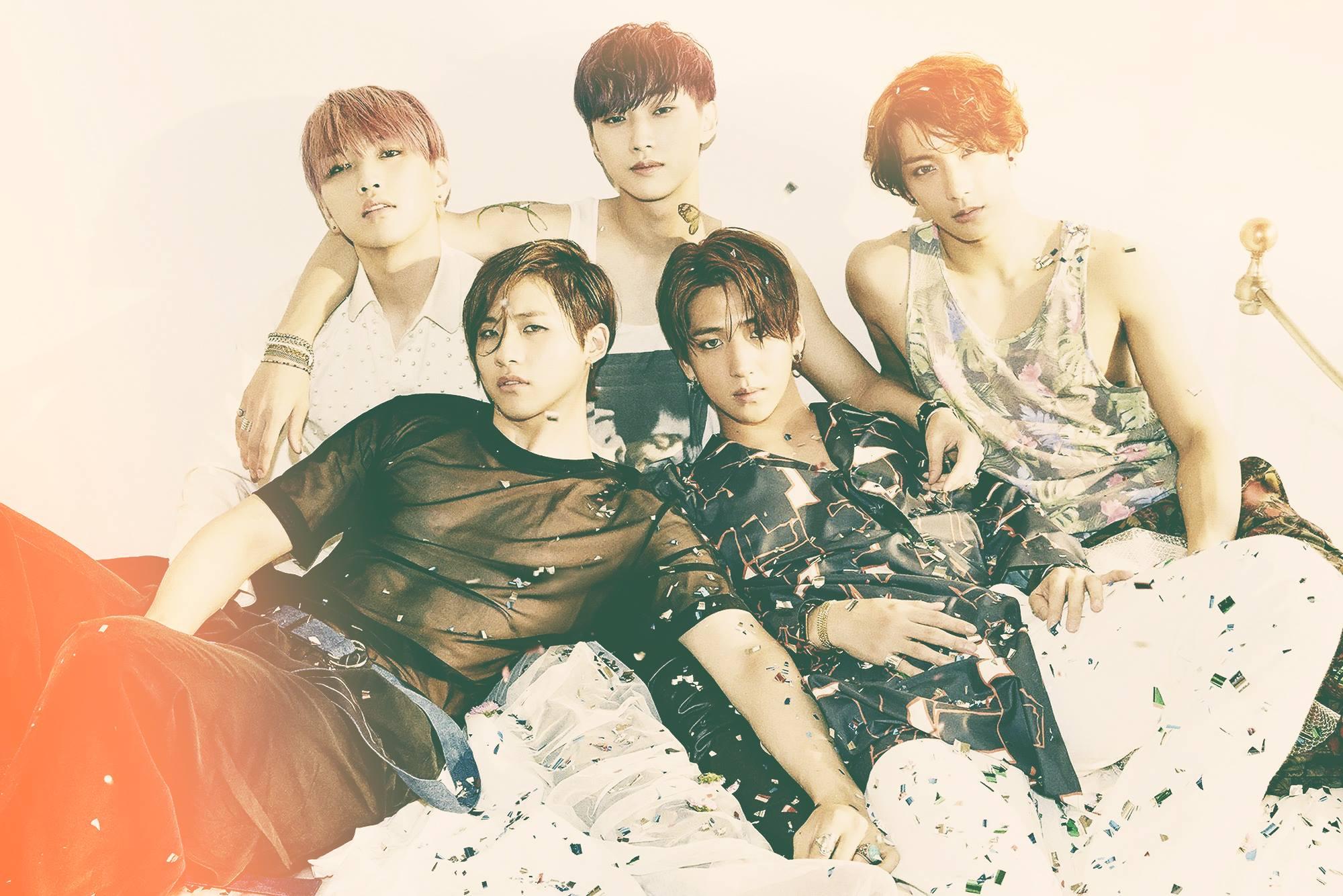 此外,今年以更成熟的曲風回歸的B1A4