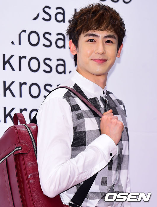 ★ No.6 :: 2PM Nichkhun(3.38M followers)★