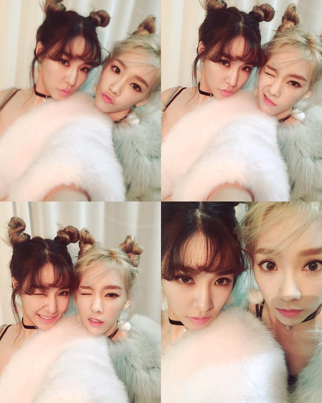 還記得在太妍solo的時期,就傳出接下來少女時代solo出擊的第二棒是Tiffany嗎?