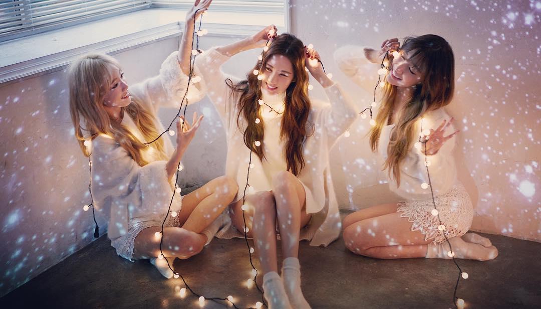 不過接著太妍發專輯的不是Tiffany,而是她倆都所屬的子團太蒂徐,所以不少粉絲就想問,到底Tiffany是有要發片?還是只是個煙霧彈呢?